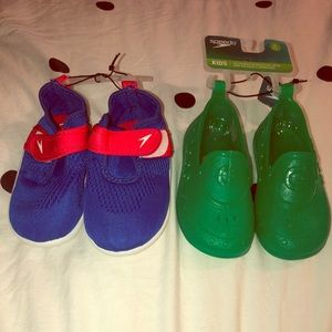 Speedo Swim Shoes Bundle